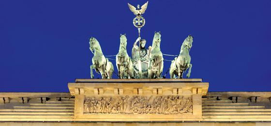 Quadriga, Brandenburger Tor, Berlin