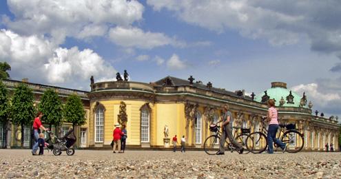 Schloss Sanssouci, Potsdam