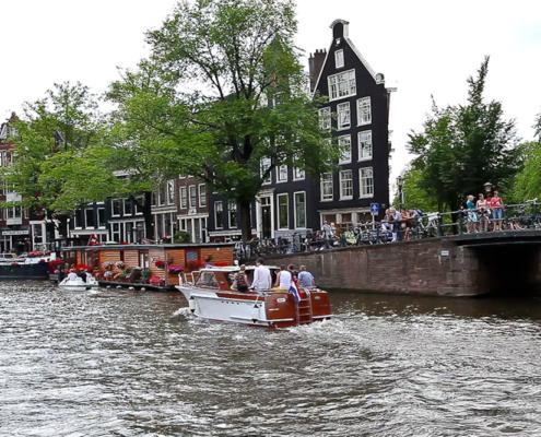 Amsterdam, Holland, Niederlande