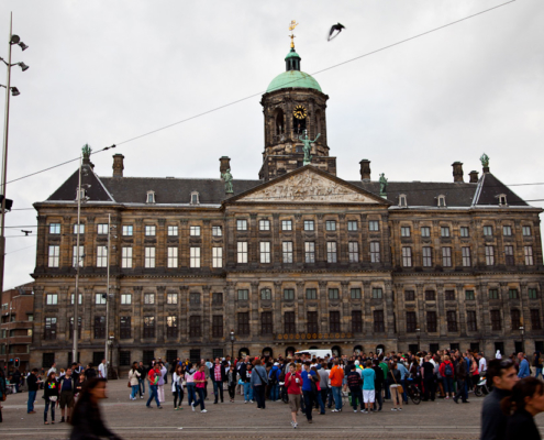 Königlicher Palast, Amsterdam, Holland, Niederlande