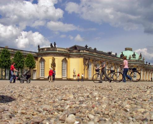 Klassenfahrt nach Berlin