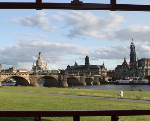 Canaletto-Blick, Dresden