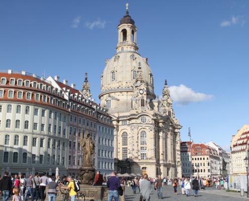 Neumarkt & Frauenkirche, Dresden