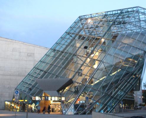 Kristallpalast, Dresden