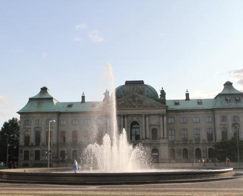 Japanisches Palais, Dresden
