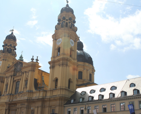 Theatinerkirche, München