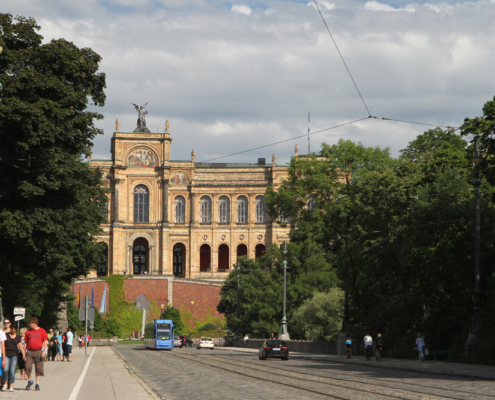 Maximilianeum, München