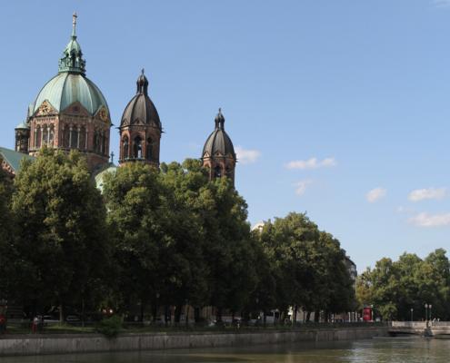 St. Lukas an der Isar, München