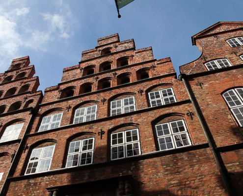 Lübeck, Ostsee