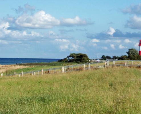 Leuchtturm, westliche Ostsee