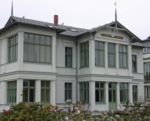 Ahlbeck, Usedom, Ostsee