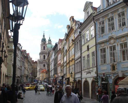 Kleinseite, Prag