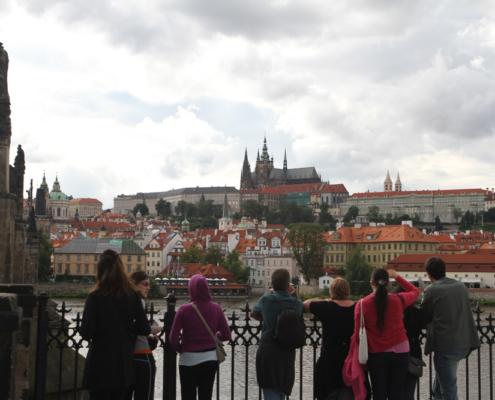 Prager Burg & Veitsdom, Prag