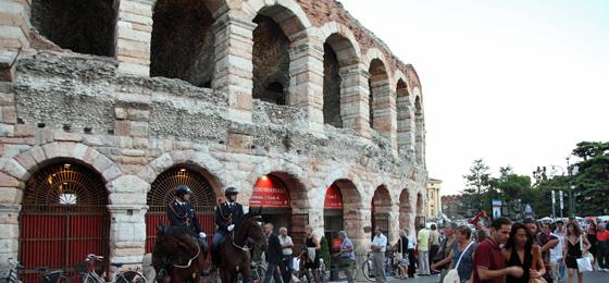 Arena, Verona, Italien
