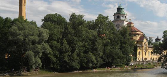 Müller'sches Volksbad, München