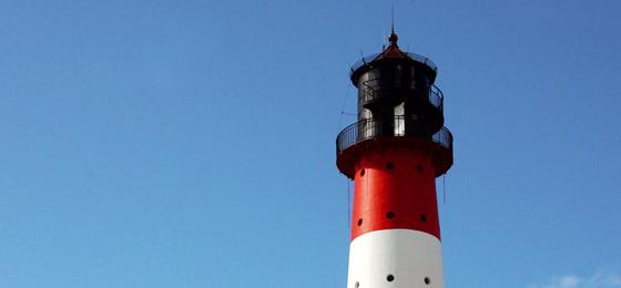 Leuchtturm, Nordsee