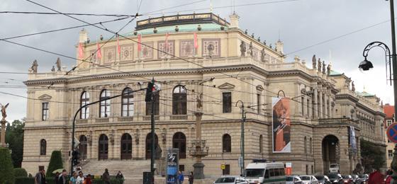 Rudolphinum - Konzerthaus, Prag