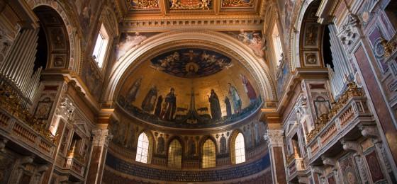 Erzbasilika San Giovanni in Laterano, Rom, Italien