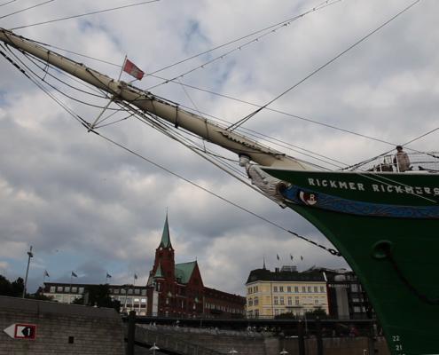 Museumsschiff Rickmer Rickmers, Hamburg