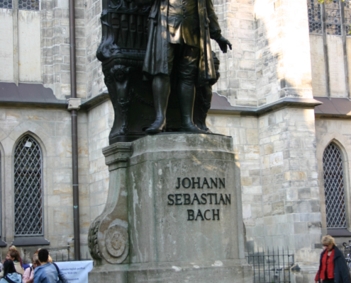 Johann-Sebastian-Bach-Denkmal, Leipzig