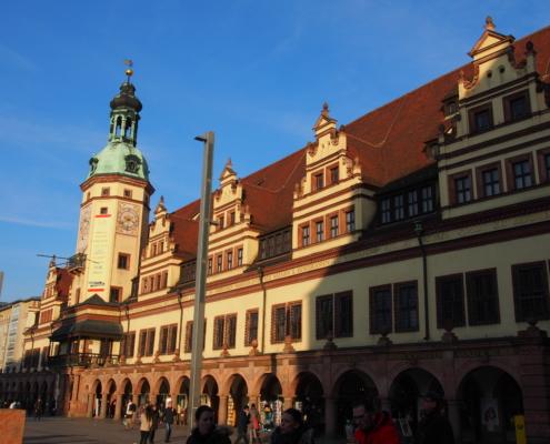 Altes Rathaus, Leipzig