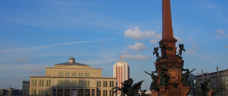 Oper, Leipzig