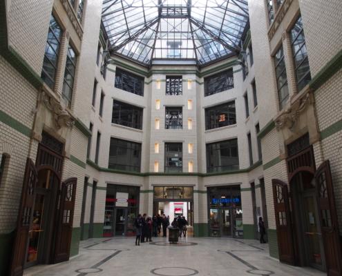 Passage, Leipzig
