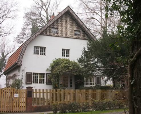 Brecht-Haus, Buckow