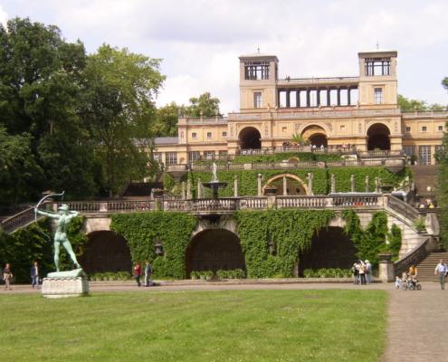Orangerie Potsdam