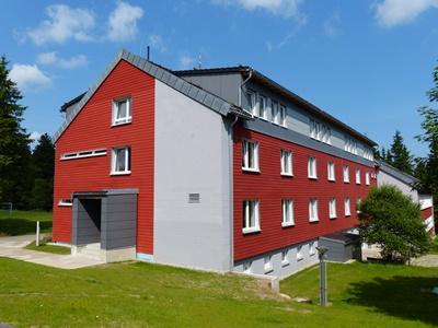 Schullandheim Torfhaus - Frontansicht