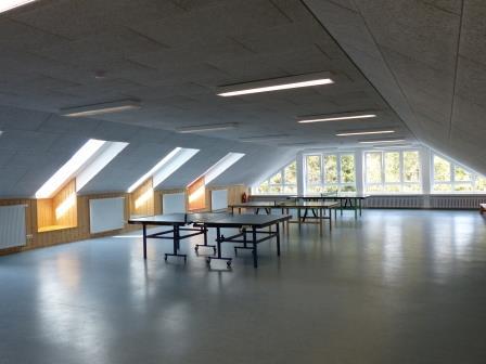 Schullandheim Torfhaus - Multifunktionshalle