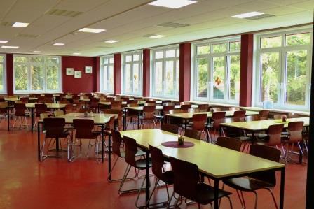 Schullandheim Torfhaus - Speisesaal